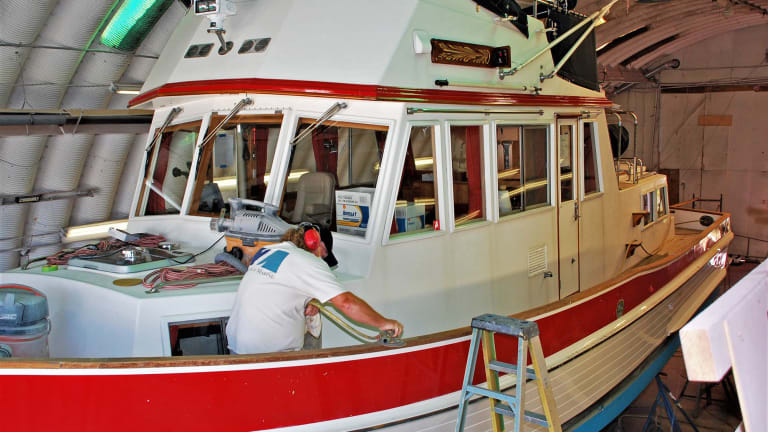 How to Manage a Successful Refit