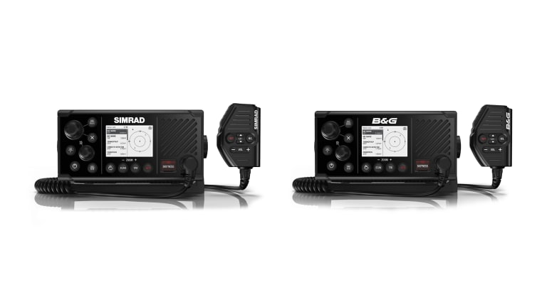 New Tech: First Ever VHF Radio to allow Send/Receive AIS