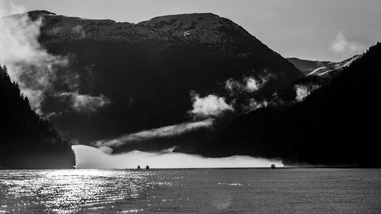 Departures: Khutz Inlet, British Columbia