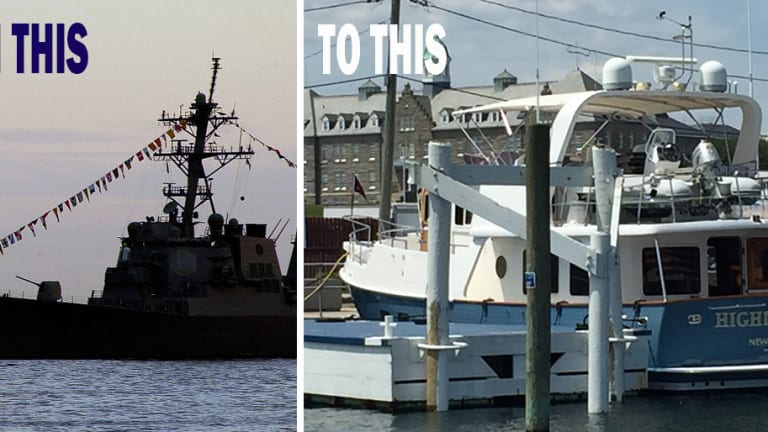 Via TrawlerFest Baltimore