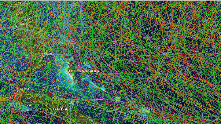 All the Storms Since 1851: NOAA's Nifty Historical Hurricane Tracking Tool