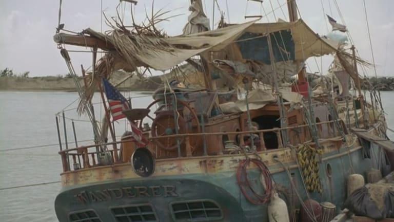 The Original 'Captain Ron' Piloted a Power Cruiser