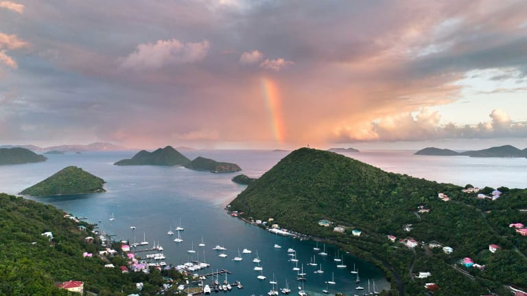 The Rum Punches Back: BVI 'in Recovery'