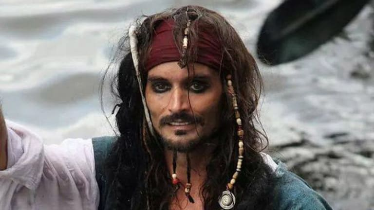 Body Found After Search for 'Capt. Jack Sparrow'