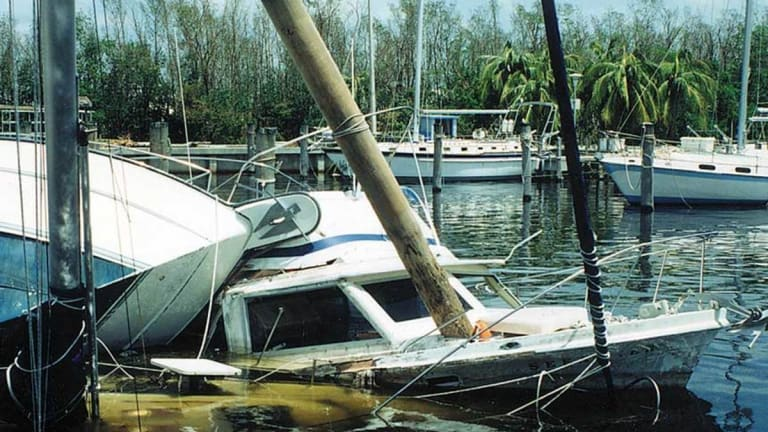 Marinas Struggle with Flood Insurance