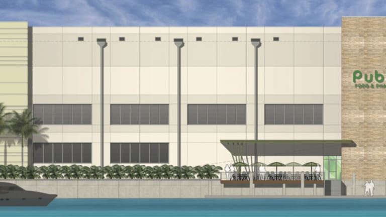 ICW Dock 'n' Shop Proposed for Hollywood