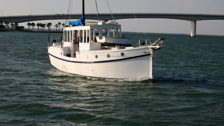 The Pardey Line: Life Aboard Briney Bug
