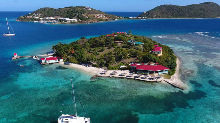 Pusser's at Marina Cay, BVI, Is No More
