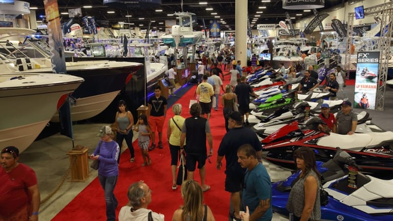 Why Boat Shows Are Habit Forming