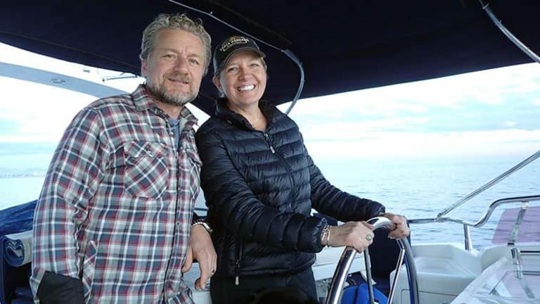 Fate & Faith: Making the Leap from Lubbers to Liveaboards