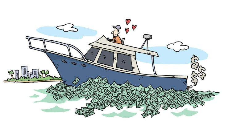 In the Market for a Boat? Weigh the Price Against QTR (Quality Time Remaining)