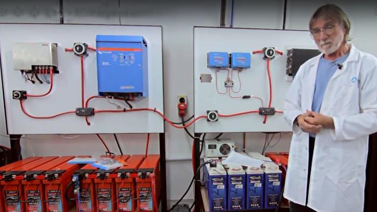 Calder, OceanPlanet Promote 'Generator Replacement' Technology (Video)