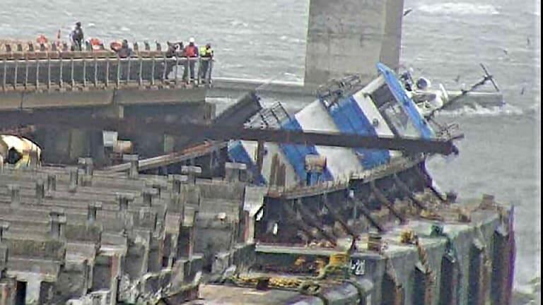 Oregon Inlet Tug Accident Illustrates Concept of 'Allision'