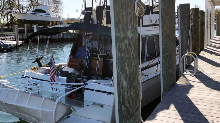 Update: Coast Guard Suspends Search for 35-Foot Power Cruiser en Route to Florida