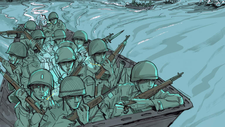 How Outboards Helped Win World War 2