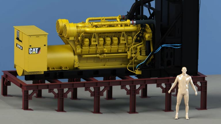 Oversized Generators Don't Run Better or Last Longer