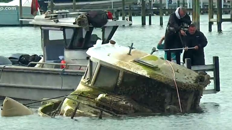 TV News Takes Credit for 'Boat Graveyard' Exhumations (Video)