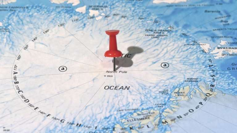 Magnetic North Pole Heading to Russia, Scientists Say