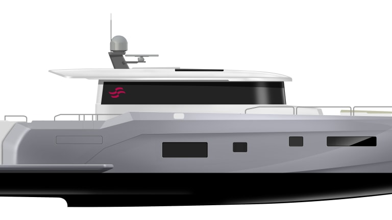Sirena Yachts 58 Coupe Launched