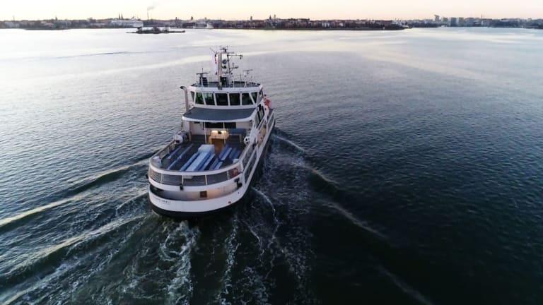 Free Wheelin' - A Remote Controlled Vessel (Video)