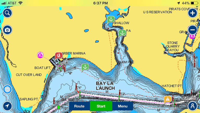 Active Captain Finally Arrives on Navionics Apps (Panbo)