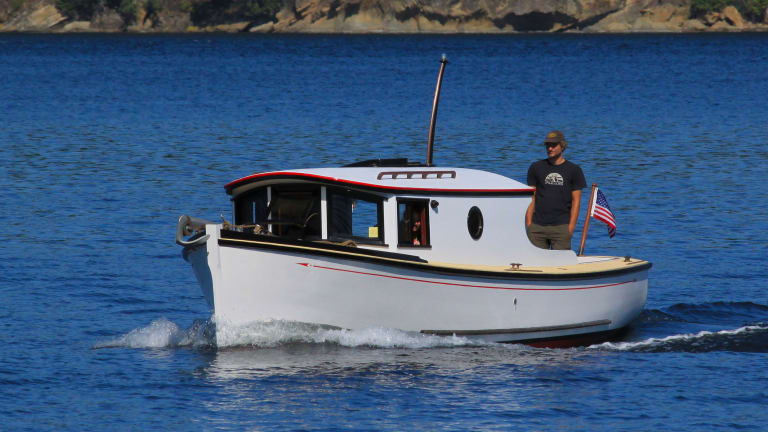 For Sale: 28-Foot Forest Service Cruiser
