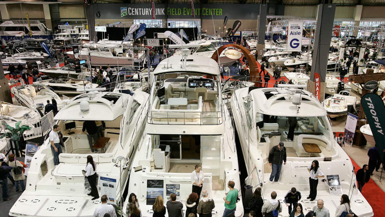 Seattle Boat Show Debuts