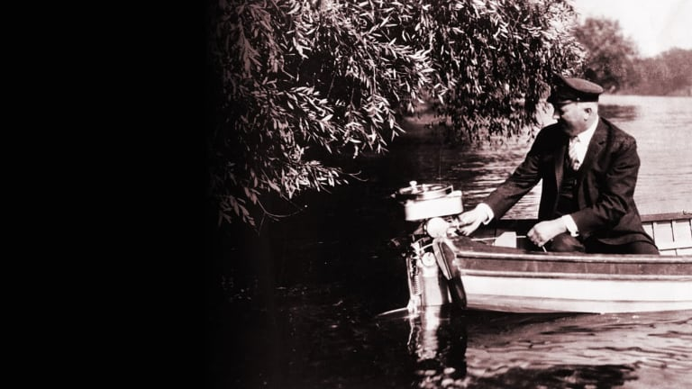 The Story of Evinrude Outboard Motors