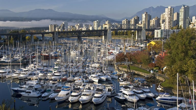 Vancouver Boat Show Best In Show Awards