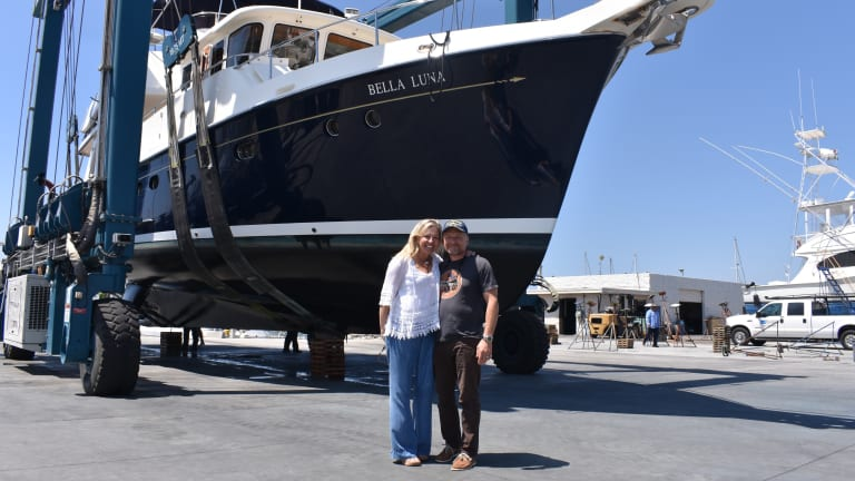 Just Added at Seattle: A Cruising Couple Tells Their Story