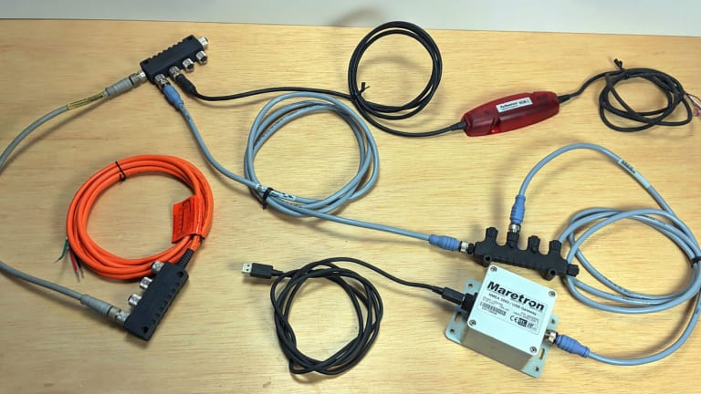 Actisense NMEA 2000 Cables & Connectors (Panbo)