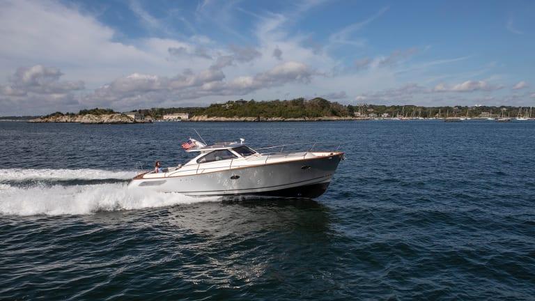 Boat Log: Gagliotta Lobster 35