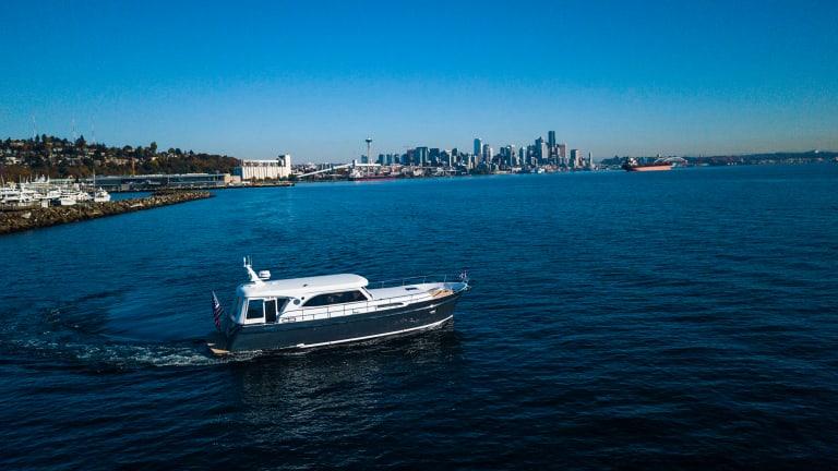 Walkthrough a Steeler Yachts NG 40