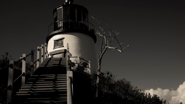 Maine's Historic, Haunted Isles of Shoals (Video)