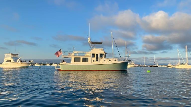 Trawler Life (Part 2) w/Bruce & Dorsey Beard [PODCAST]
