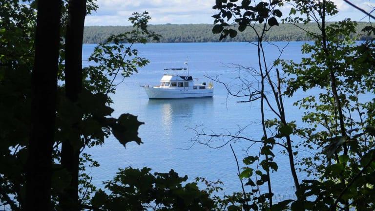 Seeking Solitude in the Apostle Islands
