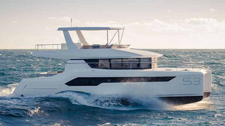 Leopard 53 Powercat Launched In Miami
