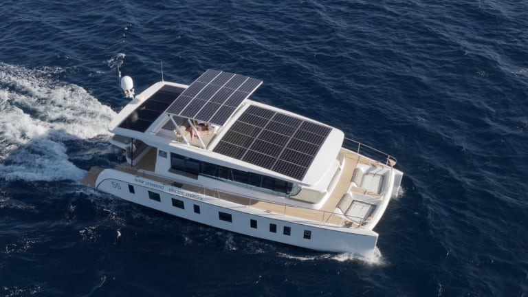 Silent Yachts: The Tesla of the Seas