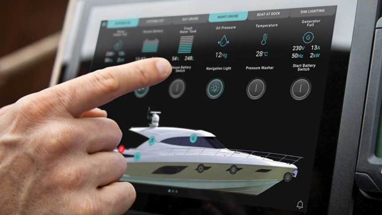 "Ahead of the Curve: ""Smart"" Boat Tech Takes The Mound"