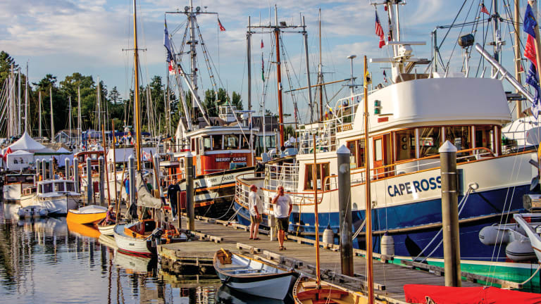 Washington State Aims To Preserve Port Townsend