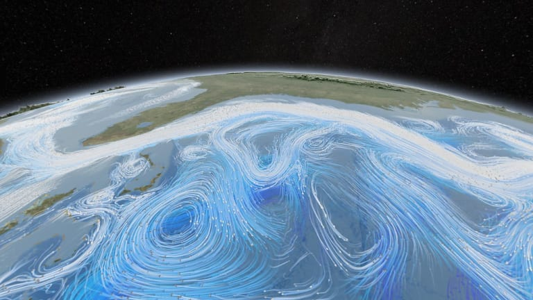 Are Ocean Currents Speeding Up?