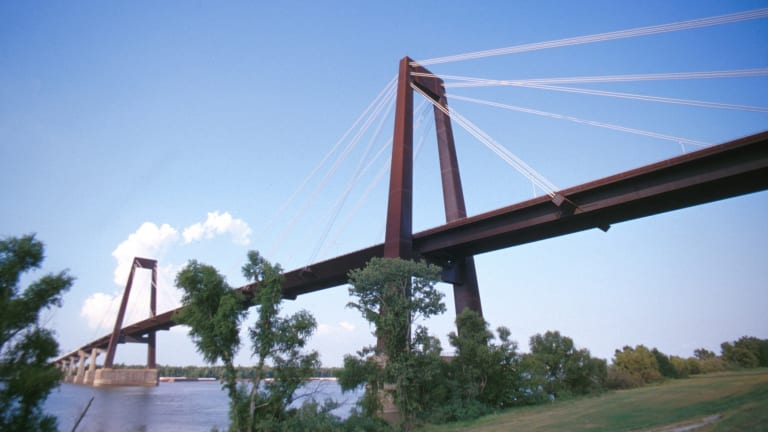Mississippi River Closed In Louisiana After Bridge Allision