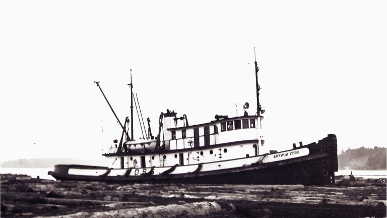 Refit or Ruin: The Story of the Arthur Foss