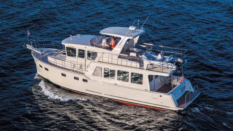 Next Generation: North Pacific Unleashes Their Redesigned 49