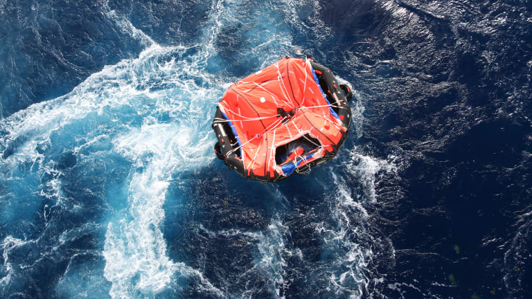 Life Raft Safety
