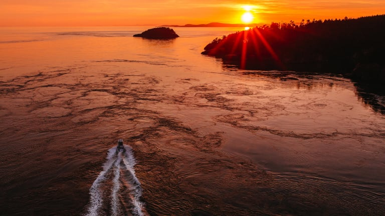 Troubled Waters: Washington's Deception Pass