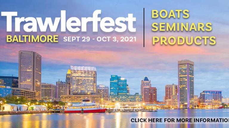 Trawlerfest Baltimore