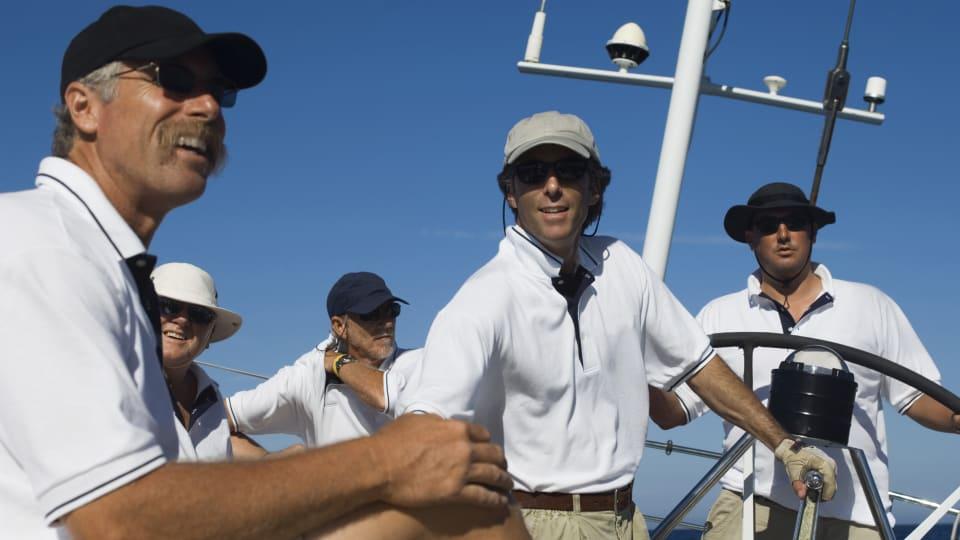 TrawlerFest Says: Hey, Sailor, Take a Walk on the 'Dark Side'