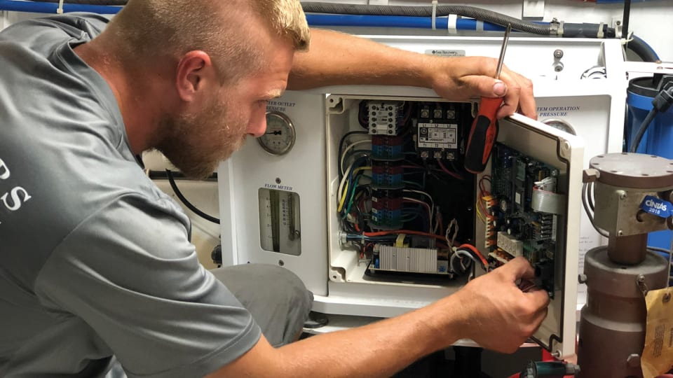 From the Workbench: Do You Need A Watermaker On Your Boat?