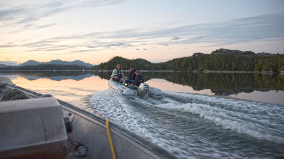 Exploring the Great Pacific Northwest and Inside Passage